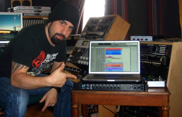 Rob Caggiano leaves Anthrax To Produce