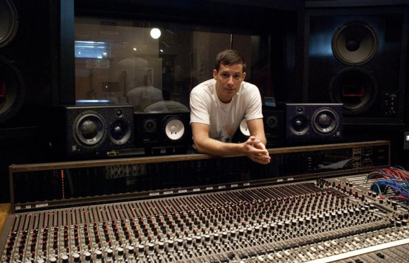 Mark Ronson Reveals ATC SCM25A PRO Set-up