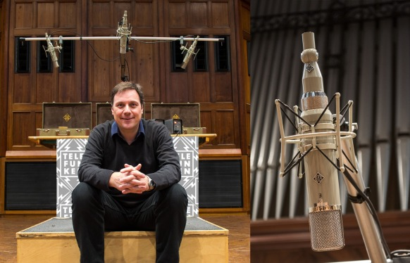 Air Studios Invests In 3 Telefunken Ela M251e