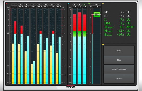 RTW debuts New MasterClass Plug-in series at NAB