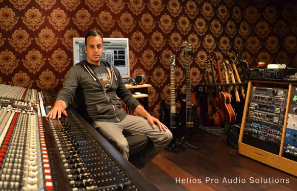 Katy Perry engineer, Eric Racy depends on Metric Halo plug-ins