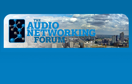 """Audio Networking will change your workflow"""
