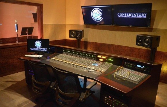 Conservatory of Recording Arts and Sciences installs ATC