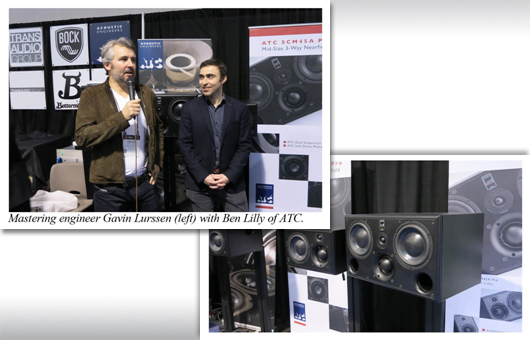 ATC holds its first ever NAMM 2015 press conference