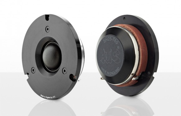 SH25-76S Soft Dome Tweeter