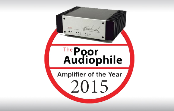 2015 Audiophile Amplifier of the Year