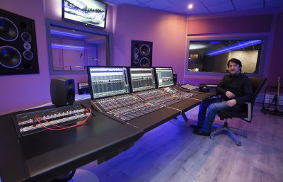 Producer Lorenzo Cortés upgrades studio with Yamaha Nuage