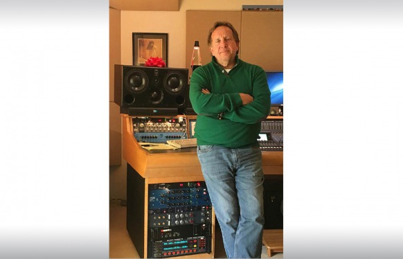 Ed Cherney Tracks & Mixes Willie Nelson's ATC SCM45A